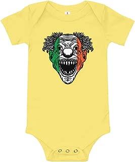 Amazingly Good Products Irish Scary Killer Clown Halloween Costume | Evil Horror Movie T-Shirt
