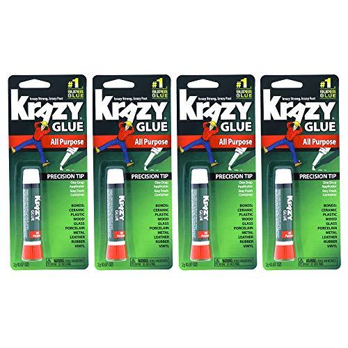 KRAZY Glue Original Adhesive Super Glue