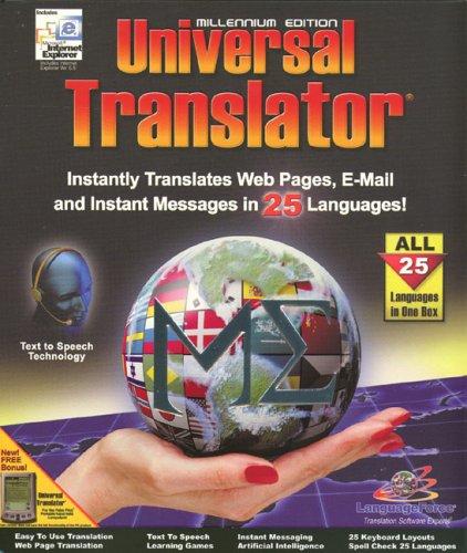 Universal Translator Millennium