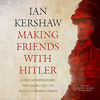 Making Friends with Hitler audiobook cover art