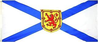 Annin Flagmakers Model 220185 Nova Scotia Canadian Province (Territory) Flag 3x6 ft. Nylon SolarGuard Nyl-Glo 100% Made in USA