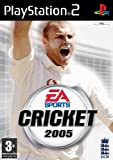 Cricket 2005 (PS2) - PlayStation2 - Electronic Arts - 2005 - Very Good Condition