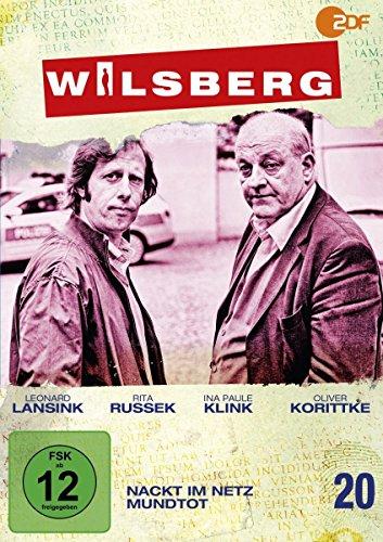 Wilsberg 20 - Nackt im Netz / Mundtot