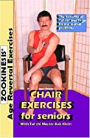 Zookinesis Chair Exercise for Seniors [DVD]