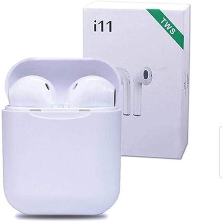 per Sport Auricolari Wireless 5.0 con Microfono ISTys Store i11 TWS con Gancio