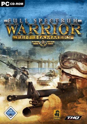 Full Spectrum Warrior: Ten Hammers - Softgold Edition [Edizione: Germania]