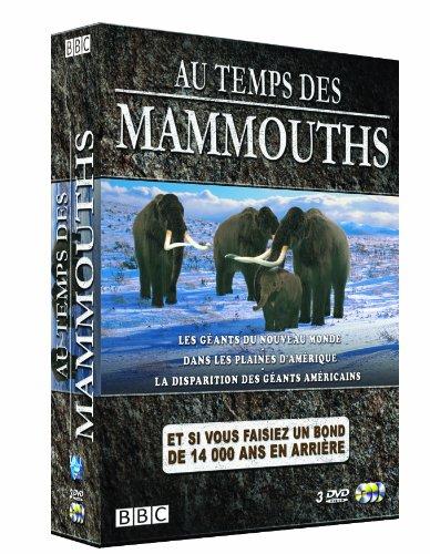 Coffret au temps des mammouths [Francia] [DVD]