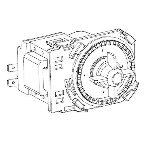 Samsung DD81-02635A Dishwasher Drain Pump Assembly Genuine Original Equipment Manufacturer (OEM) Part