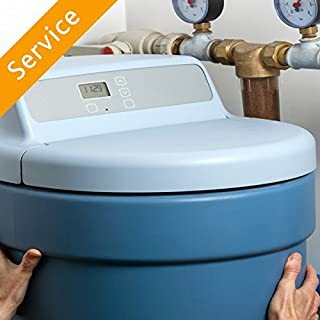 water softener installation service