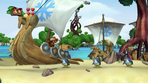 Donkey Kong Country : Tropical Freeze - Standard
