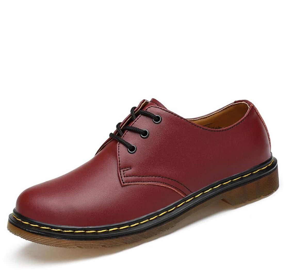 フェリー規定破滅的な[Star] ブーツ シューズ メンズ レディース 3ホール 革靴 皮靴 本革 レースアップ クラシック ト レッキング シューズ クリアソール 通気性 アウトドア 日常着用