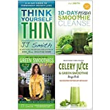 Think Yourself Thin, 10 Day Green Smoothie Cleanse, Green Smoothies...
