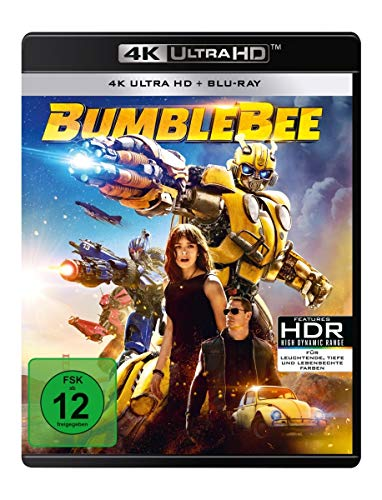 Bumblebee (4K Ultra HD) (+ Blu-ray 2D)