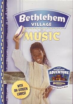 DVD Bethlehem Village Music Book