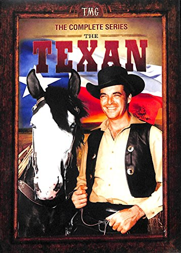 The Texan: The Complete Series (70 Episodes)