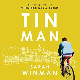 FREE First Chapter: Tin Man cover art