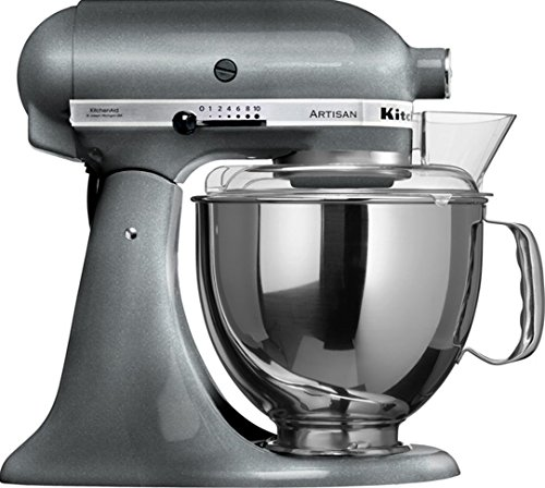 KitchenAid Artisan Stand Mixers, 5 quart, Pearl Metallic