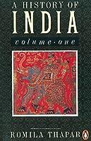 A History of India vol.1