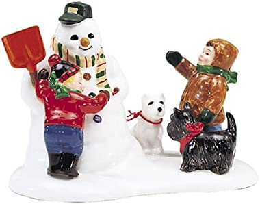 Department 56 Snow Village is That Frosty Accessory Figurine