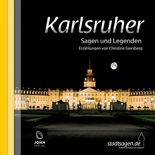Karlsruher Sagen und Legenden Titelbild