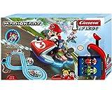Carrera FIRST Nintendo Mario Kart 2,9 Meter 20063028 Autorennbahn Set ab 3 Jahren