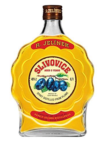 R.Jelinek, Original Czech destilleries, Slivovice Gold 3YR Pflaumenedelbrand 0.7 l, 45%