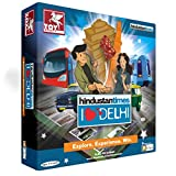 CONTENTS - Game board - 1 piece, Location cards - 50 pieces, Food cards - 4 pieces, Chance cards - 10 pieces, Photo film cards - 16 pieces, Metro ticket cards - 26 pieces, Dice - 2 pieces, Tokens - 4 pieces, Currency notes - 80 pieces, Instruction sh...