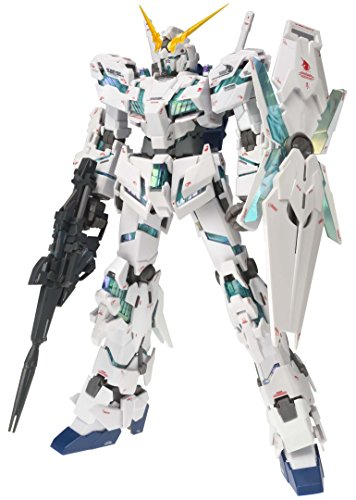 "Bandai Tamashii Nations GFFMC Unicorn Gundam Destroy Mode ""Gundam Unicorn"" Action Figure"