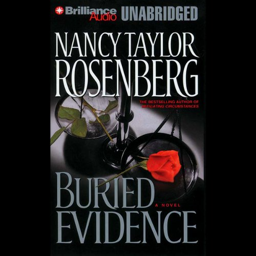 Buried Evidence audiobook cover art