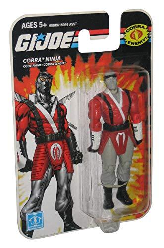 GI Joe - Cobra Enemy! - COBRA NINJA - Code Name: Cobra Slash - 3 3/4