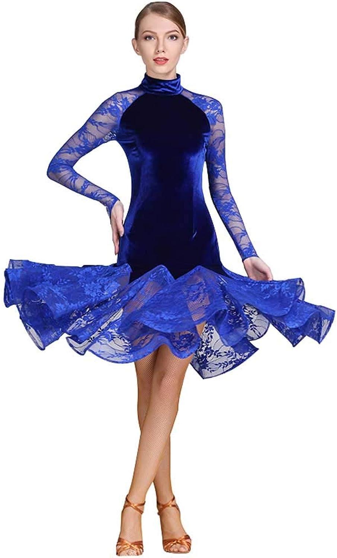 YTS Latin Dance Dress, Costume Adult Latin Dance Dress