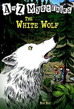 The White Wolf  A to Z Mysteries - A Stepping Stone Book TM