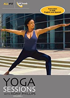Yoga Sessions With Romy Phillips 2 [DVD]
