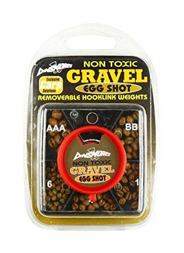 Carp Shot Gravel - Accesorio de Pesca