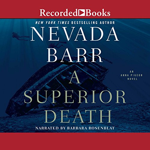 A Superior Death audiobook cover art