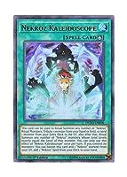 遊戯王 英語版 DUPO-EN098 Nekroz Kaleidoscope 影霊衣の万華鏡 (ウルトラレア) 1st Edition