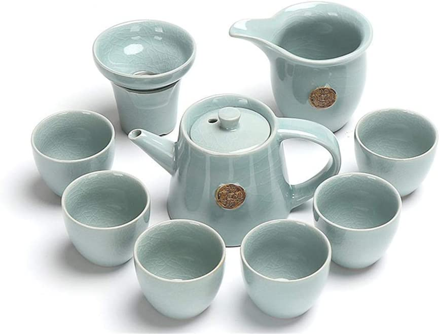 HUAXUE Teapot Japanese, Tea Afternoon Super intense New item SALE with Sets for