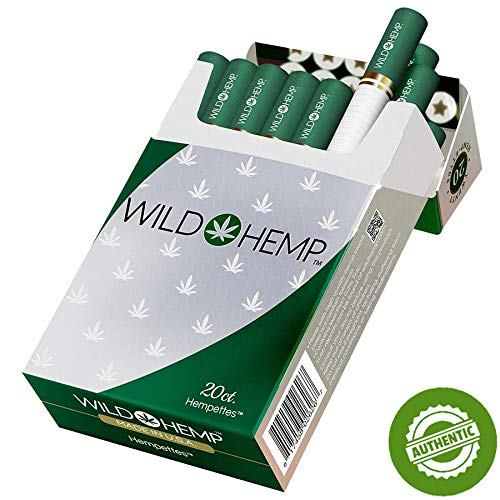 Wild Hemp Organic Hempette's Carton