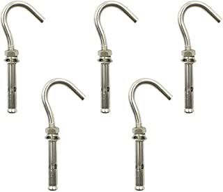 Sleeve Anchor Hook Bolt M12 Bolt M14 Shield By 71mm Length Yzp Pack Of 24