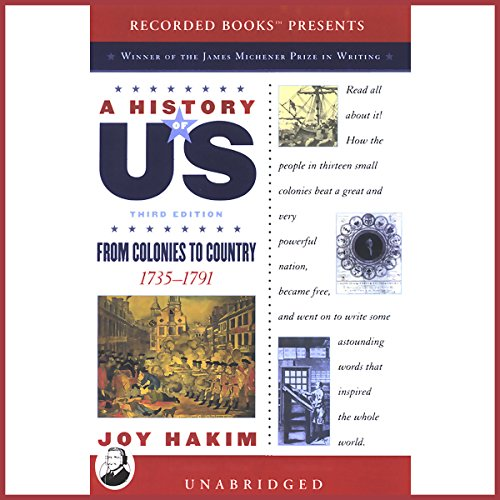 From Colonies to Country audiobook cover art