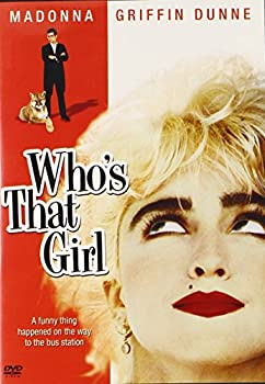 Who s That Girl  DVD