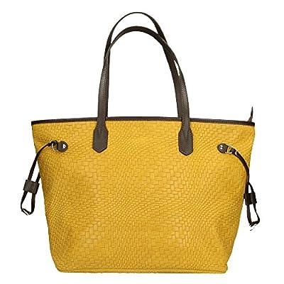 Chicca Borse 80061 - Shoppers y bolsos de hombro Mujer de Chicca Borse
