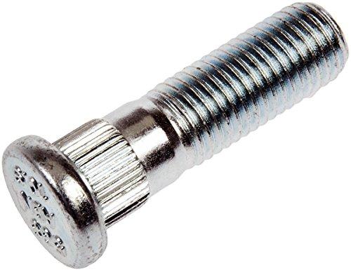 Dorman 610-568 Serrated Wheel Lug Stud (M12-1.50), Pack of 10