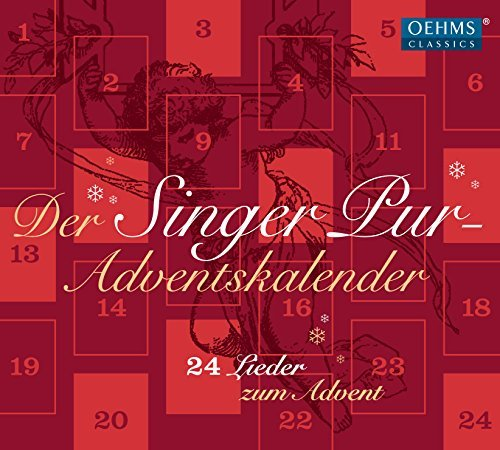 Singer Pur Adventskalender [Singer Pur] [OEHMS CLASSICS: OC1810] by Singer Pur