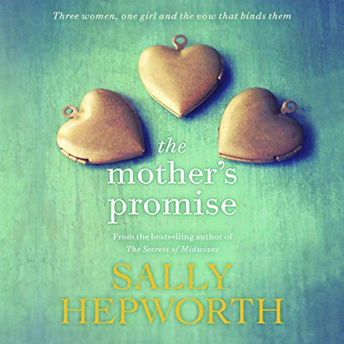 The Mother's Promise audiobook cover art