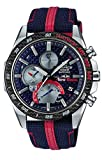 Reloj Casio EQB-1000TR-2AER Solar analógico Acero 316 L Hombre
