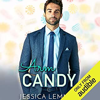 Arm Candy                   Written by:                                                                                                                                 Jessica Lemmon                               Narrated by:                                                                                                                                 Teddy Hamilton,                                                                                        Erin Mallon                      Length: 6 hrs and 40 mins     Not rated yet     Overall 0.0