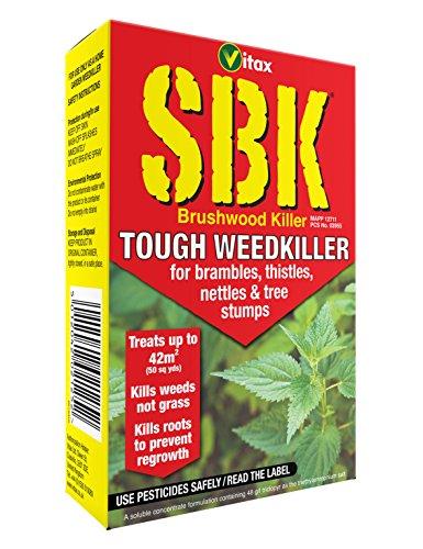 Vitax SBK - Herbicida Resistente para Eliminar la maleza