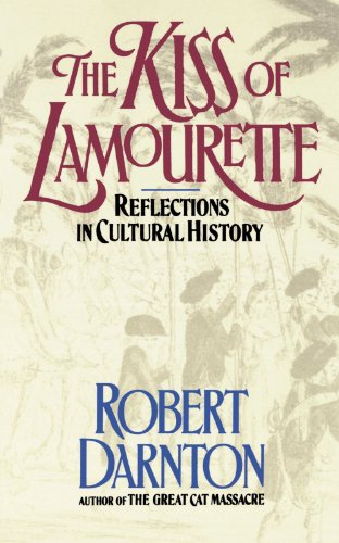 The Kiss of Lamourette: Reflections in Cultural History