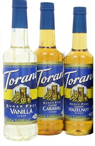 Where to buy Torani sugar-free syrup: 101 Ways to Flavor your Coffee